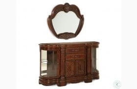 Windsor Court Sideboard with Mirror