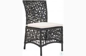 Santa Cruz Terra Brown Outdoor Dining Chair