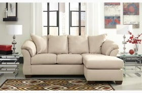Darcy Stone Sofa Chaise
