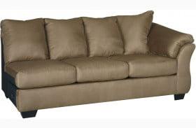 Darcy Mocha RAF Sofa