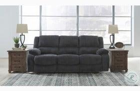 Draycoll Slate Power Reclining Sofa