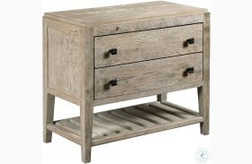Trails Sandstone Fletcher Nightstand