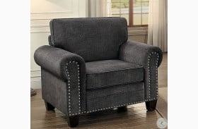 Cornelia Dark Grey Chair