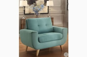 Deryn Blue Chair