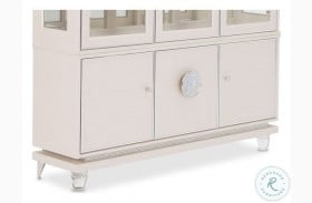 Glimmering Heights Ivory Buffet