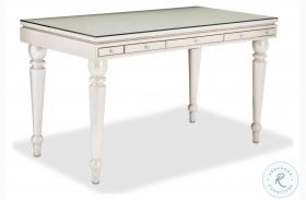 Glimmering Heights Ivory Writing Desk