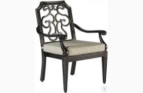 Arch Salvage Garden Gate Gabrielle Outdoor Dining Chair Set of 2