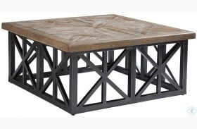 Arch Salvage Cola Oliver Outdoor Coffee Table
