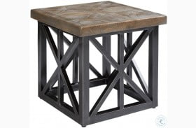 Arch Salvage Cola Oliver Outdoor End Table