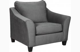 Sanzero Graphite Chair and A Half