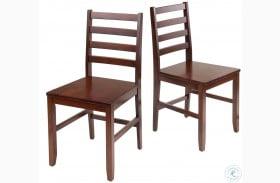 Hamilton Ladder Back Chair Set of 2