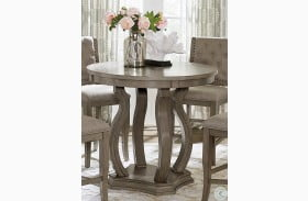 Vermillion Gray Cashmere Counter Height Dining Table