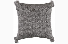 Riehl Navy Pillow Set of 4