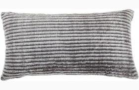 Metea Black and Gray Pillow Set of 4