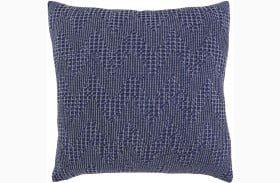 Dunford Navy Pillow Set of 4