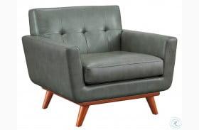 Lyon Smoke Grey Chair