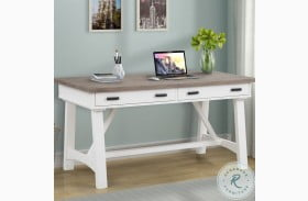 "Americana Modern Cotton 60"" Writing Desk"