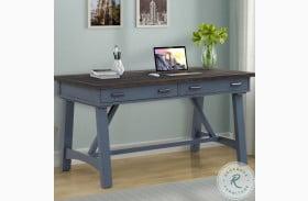 "Americana Modern Denim 60"" Writing Desk"