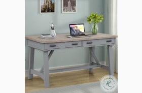 "Americana Modern Dove 60"" Writing Desk"
