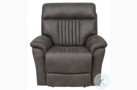 Sebastian Charcoal Power Recliner