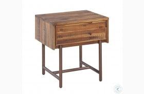Bushwick Wooden Nightstand