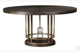 Woodwright Brown Meyer Dining Table