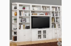 Boca 32 Inches Bookcase Entertainment Wall