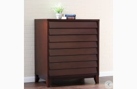 Island Mocca Entertainment Low Console Chest