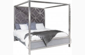 City Chic Quatrefoil Bed