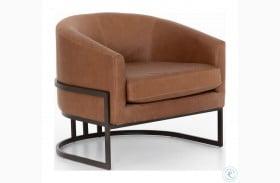 Ashford Dark Bronze Chaps Sand Corbin Chair
