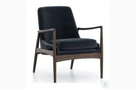 Ashford Modern Velvet Shadow Braden Chair