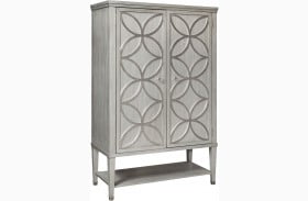 City Chic Modern Storage Door Chest