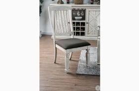 Georgia Antique White Side Chair Set Of 2