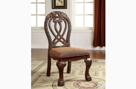 Wyndmere Cherry Side Chair Set of 2