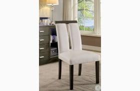 Luminar I Gray Side Chair Set Of 2