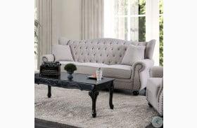 Ewloe Light Gray Sofa