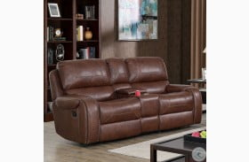 Walter Reclining Loveseat With Storage