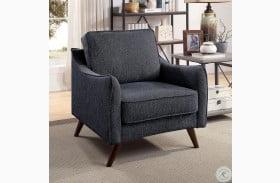 Maxime Gray Oak Chair