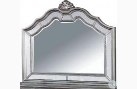 Azha Silver Mirror