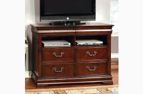 Mandura Cherry Media Chest