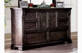 Amadora Walnut Dresser