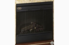 Platine de Royale Electric Fireplace Insert With Heater