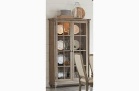 Grayling Driftwood Gray Curio