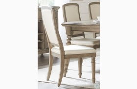 Grayling Driftwood Gray Side Chair Set Of 2