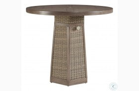 Summer Creek Outdoor Pampas Universal Gathering Table