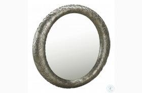 Prossimo Bronze Leaf Pietra Mirror