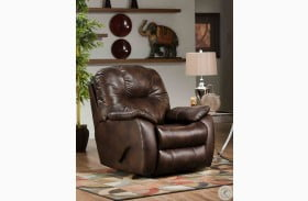 Avalon Palazzo Leather Wall Hugger Recliner
