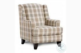 Caitlin Birch Beige Accent Chair