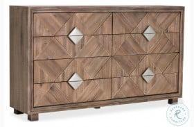 Hudson Ferry Driftwood Dresser