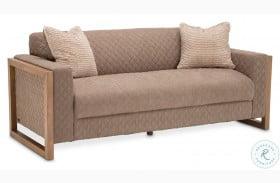 Hudson Ferry Driftwood Antique Bronze Sofa